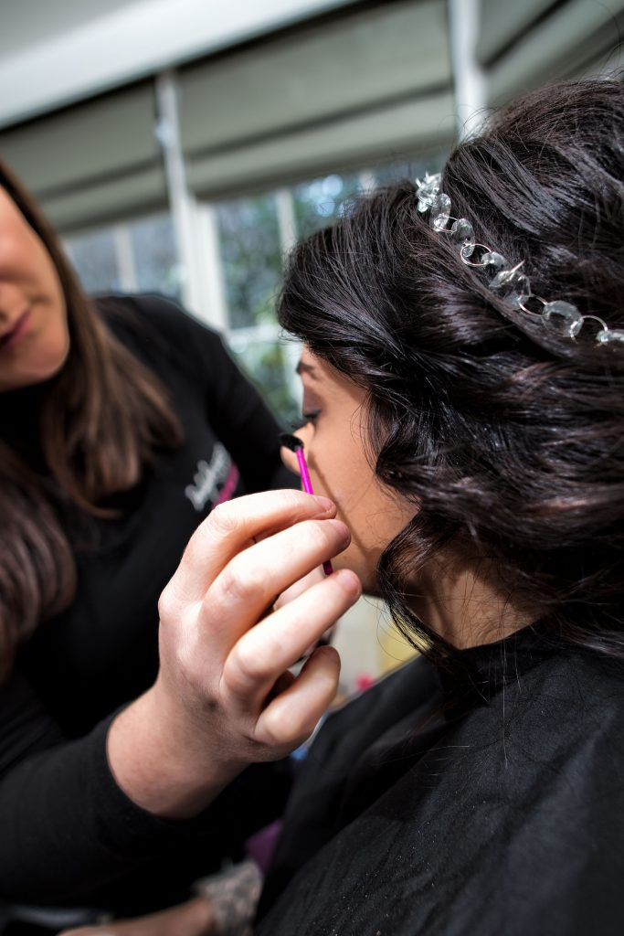 Professional hair and makeup artist melbourne